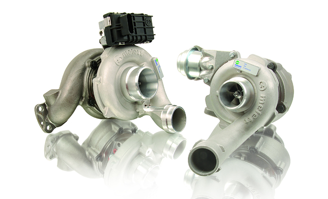 Melett turbochargers - precision engineered