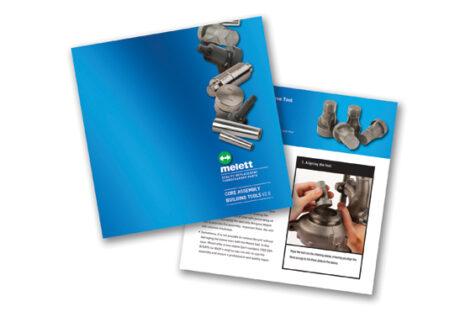 Melett Core tools brochure