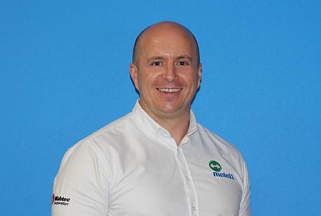 Melett appoints Darren Johnson as Head of Sales